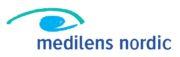 Medilens Nordic logo