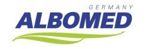 Albomed logo