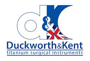 Duckworth & Kent Titanium surgical instruments - logo