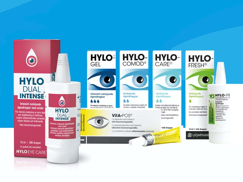 Hylo eyecare collection